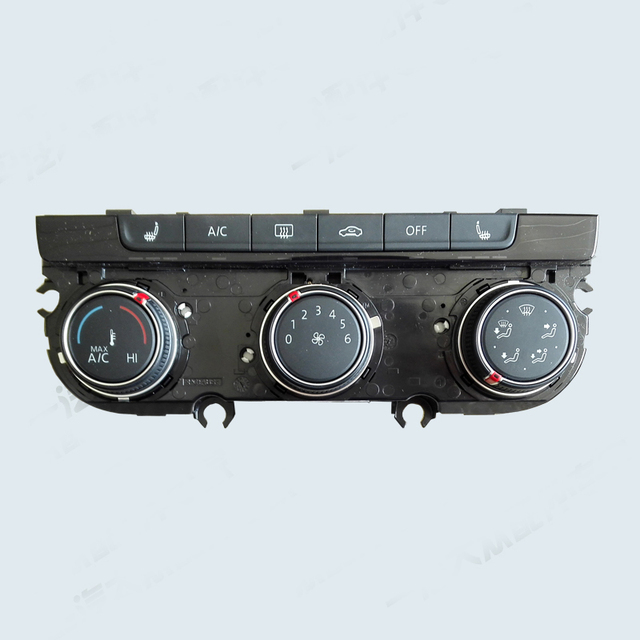 OEM  Golf 7 manual air conditioning control regulator air conditioner control switch 5GG907426C 5GG 907 426 C