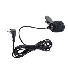 Воротник петличный микрофон наушники Мини Портативный Смарт микрофон костюм для учителя речи Конденсатор проводной микрофон