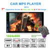 K9B 7'' Car MP5 Stereo Audio Player Support Touch Screen RDS AM FM Phone Internet With Camera Steering wheel control BT function