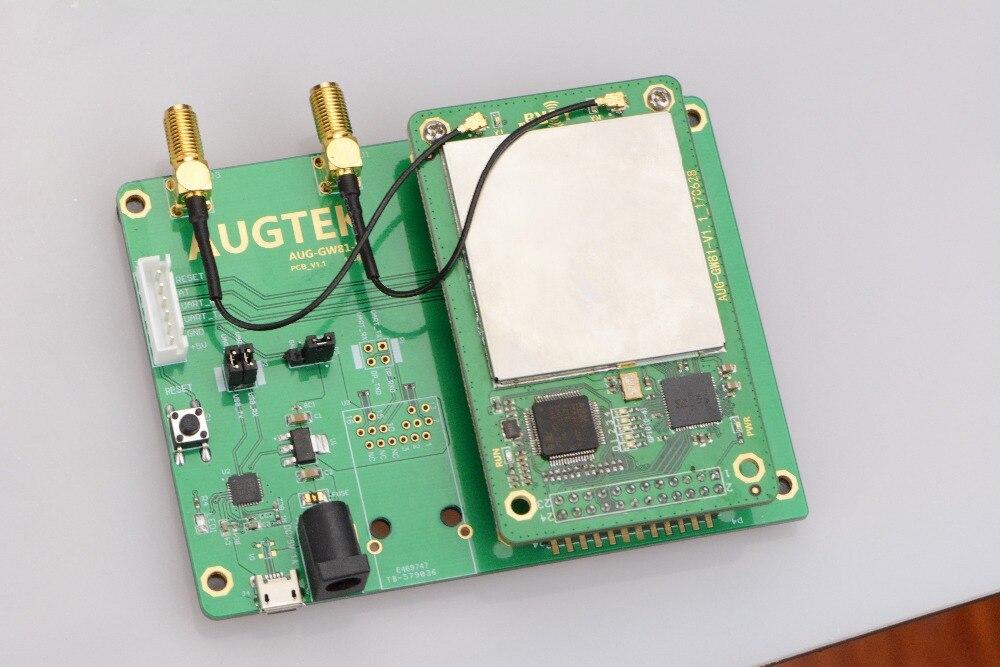 SX1301 Gateway Sx1278lorawan 8 Channel Gateway Module AUGTEK Support Custom Development