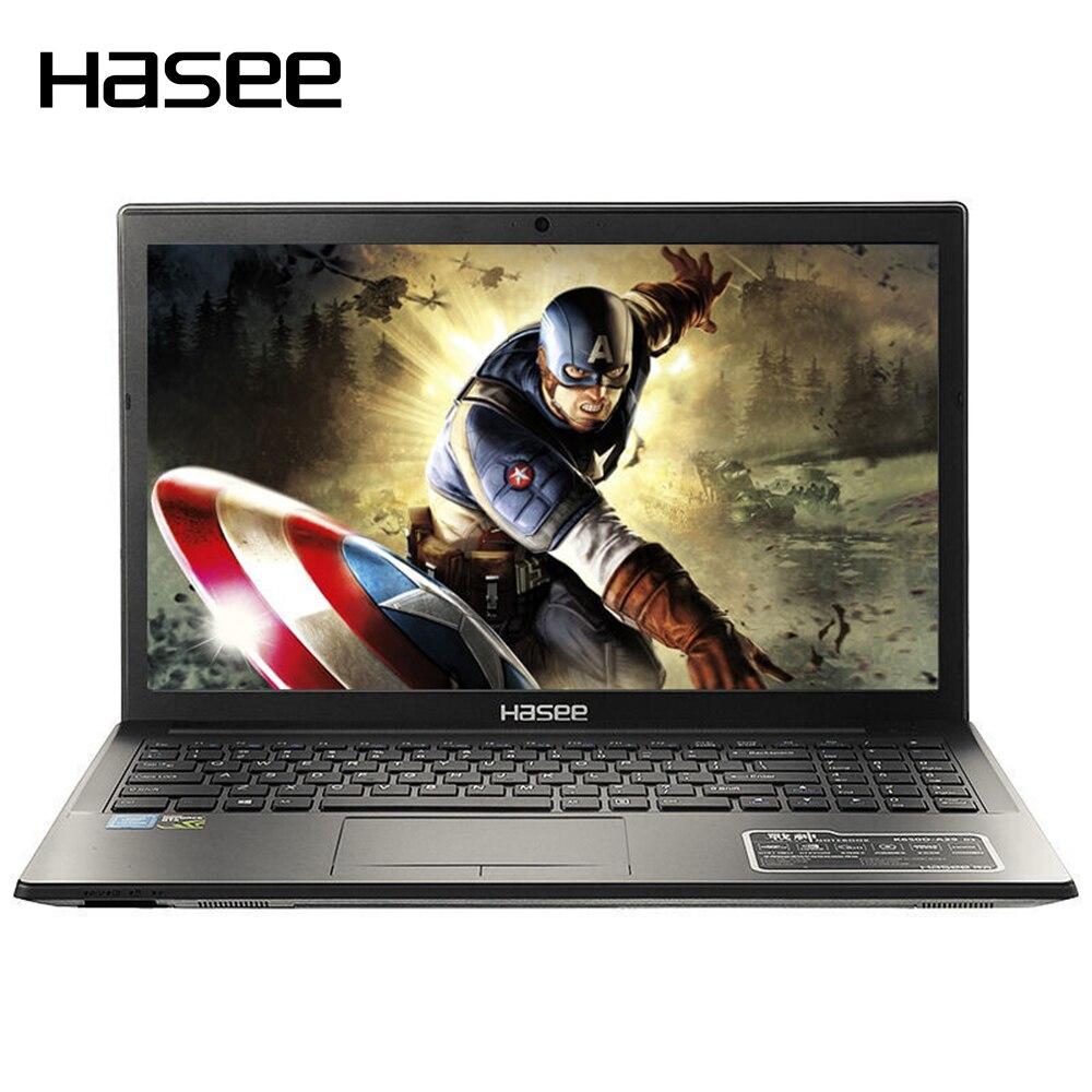 Hasee Бог войны K670D-G5D1 ноутбука Тетрадь PC 15.6 IPS 1920*1080 HD Дисплей для Intel i3-7100 GTX1050 4 г GDDR5 8 ГБ DDR4 Оперативная память 1 ТБ