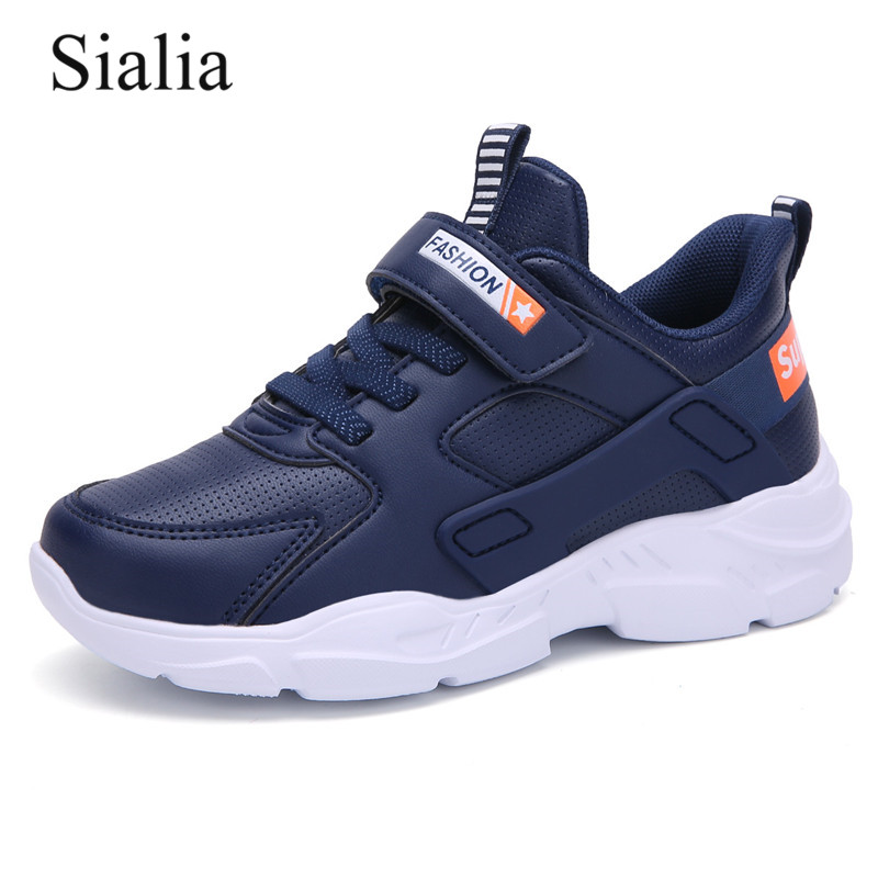 Sialia Sport Kids Sneakers Boys Shoes For Chilren Casual Shoes Girls Sneakers Running School Outdoor Trainers Tenis Infantil
