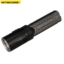1pc NITECORE EA42 CREE XHP35 HD1800 Lumen LED flashlight 4xAA battery for outdoor hunting hunting / Camping c30 flood to throw zooming glass optics 100 lumen led flashlight w cree p4 wc strap 3 aaa