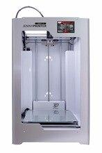 2017! JennyPrinter3 Z360TS Z370 Двойной Экструдер Насадка 3D-принтеры DIY Kit для Ultimaker 2 UM2 + расширенный с верхней крышкой и двери
