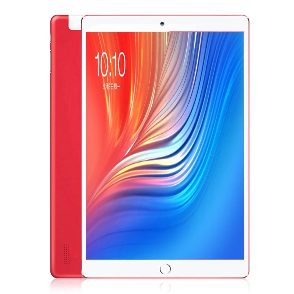 BDF 2020 New Arrive Tablet 10.1 Inch Quad Core Android 7.0 Tablet Phone Call SIM Card 3G Tablet Pc 1GB RAM 32GB ROM 7 8 9 10 Tab
