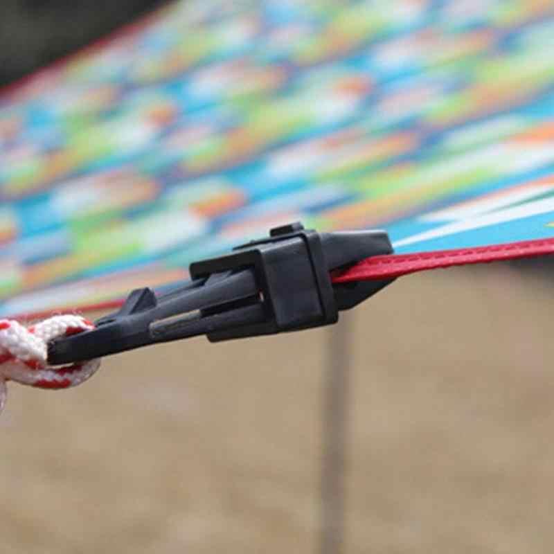 1 шт. лодка Заглушка Отверстия для буксировочного крюка для парусины и брезента оснастки грунтовый зажим для палатки для кемпинга тент зажим для навеса каноэ каяк велосипед аксессуар