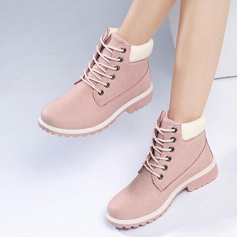 Women sport shoes 2019 winter shoes sneakers women plus size comfortable wearproof boots women running shoes ladies shoes Lahore