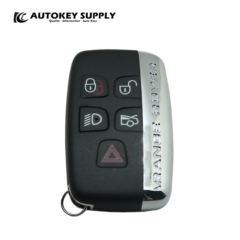 Car styling for Land Rover Range Rover 4 1 5 button smart key table copy 434Mhz