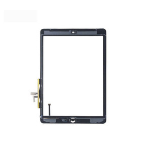 Image 4 - A1822 A1823 For ipad Air 2017 Touch Screen Digitizer panel Home Assembly / LCD Display Screen Repair For ipad 5 2017 A1822 A1823