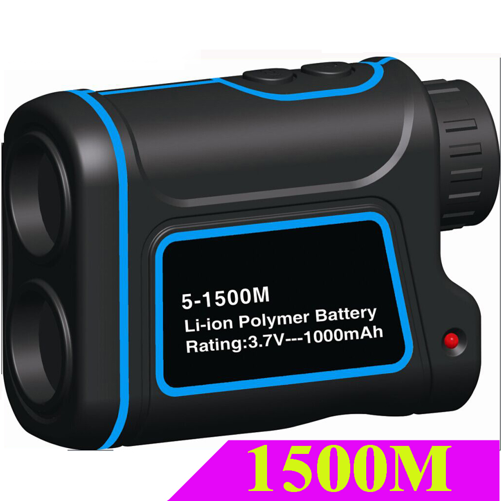 Laser rangefinder rangefinders for hunting Golf range finder 600M/900M/1200 1500M distance meter Laser roulette test Measuring