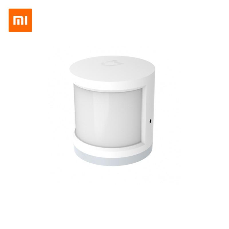 100% New Original Xiaomi Infrared Motion Mi Mijia Sensor Smart Human Body Sensor For Home Safety Smart Home