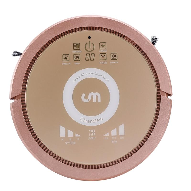 Robo sesalnik in čistilec zraka 2 v 1 pametno pometajo in mop iz - Gospodinjski aparati - Fotografija 3