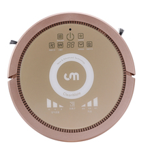 Only on robot vacuum with air  EUROPE BRAND Cleanmate dry/wet mop