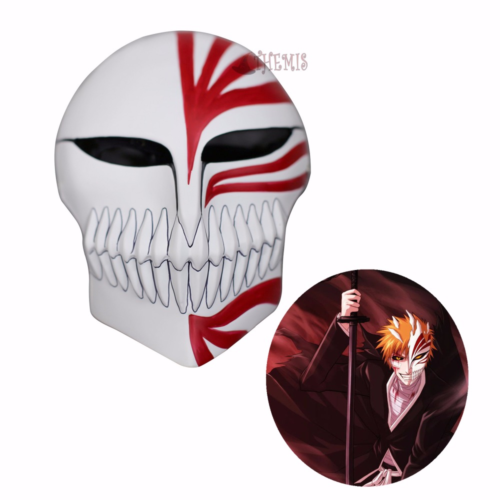 Athemis  bleach cosplay Mask High quality and same as original Game cosplay