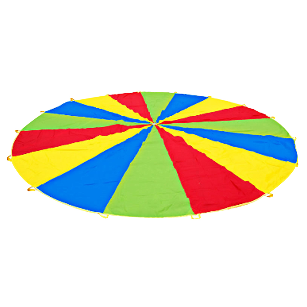 Diameter-2M-Kid-Outdoor-Sports-Toy-Rainbow-Umbrella-Parachute-Toys-for-Kids-Cooperation-Relations-Developing-Training-8-Bracelet-4