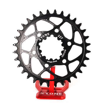 Stone Round Circle Single Chainring 6mm Offset Direct Mount For GXP X9 X0 XX1 XO1 12 Speed Narrow wide Bicycle Chainwheel Parts - DISCOUNT ITEM  7% OFF Sports & Entertainment