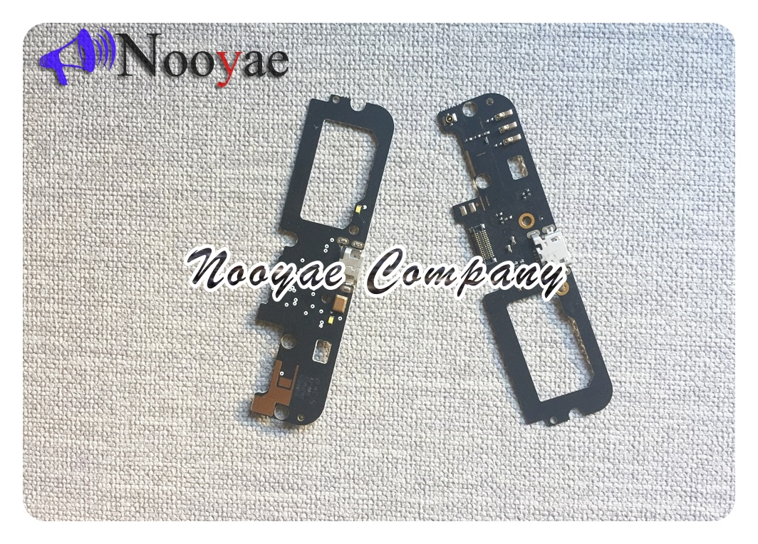 For Lenovo K5 Note K52e78 A7020 Micro USB Charger Charging Port Connector Flex Cable Mic Microphone Tracking