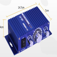hifi stereo 12v audio amplifier 200W car amplifier for subwoofer living room FREE SHIPPING