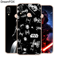 DREAMFOX M264 Movie Star Wars Soft TPU Silicone Case Cover For Huawei Honor 6A 6C 6X 7A 7C 7S 7X 8 Lite Pro