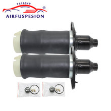 Pair New Rear Left Right Air Suspension Spring Bag For Audi A6 C5 4B Allroad 4Z7616052A 4Z7616051A 1999 2006
