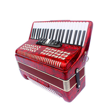 41-ключ типа «гармошка» деревянная структура прочная типа «гармошка» 120 бас 3 ряда инструмент аккордеон