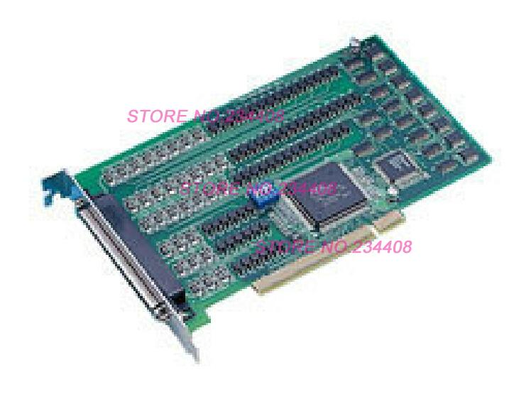 Adv-an-tech PCI-1754 Data Acquisition Card 64 Isolated Digital Input Card 100% tested perfect quality