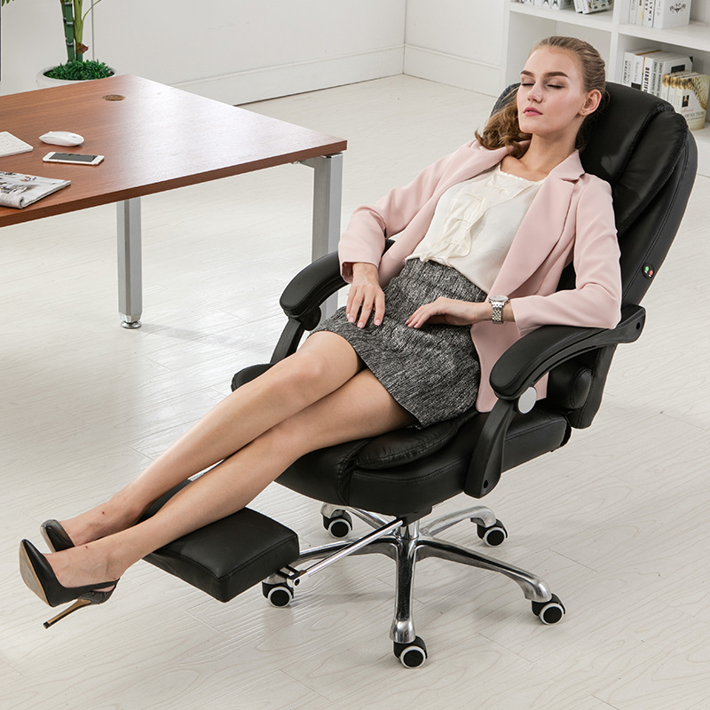 Comfortable Home Office Chair Computer Chair Swivel Ergonomic Reclining Chair Lying Lifting bureaustoel ergonomisch sedie uffici free shipping computer chair net cloth chair swivel chair home office
