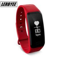 LERBYEE Smart Bracelet Fitness Tracker Pedometer Waterproof Bluetooth Activity Tracker Sports Smart Band Wristband Fitness Watch