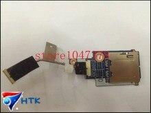 Оптовая для dell latitude e6500 ноутбук sd card reader h554h cn-0h554h 0h554h h554h ls-4042p 100% работать идеально