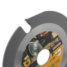 цена на 125mm 3T Circular Saw Blade Multitool Wood Carving Cutting Disc Grinder Carbide Power Tool Attachments