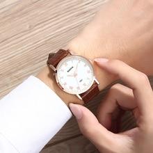 цена на XIAOYA Fashion Ultra-thin Mens Wrist Watch Leather Strap Simple Quartz Watch Men Relogio Masculino Male Clock Reloj Hombre 2019