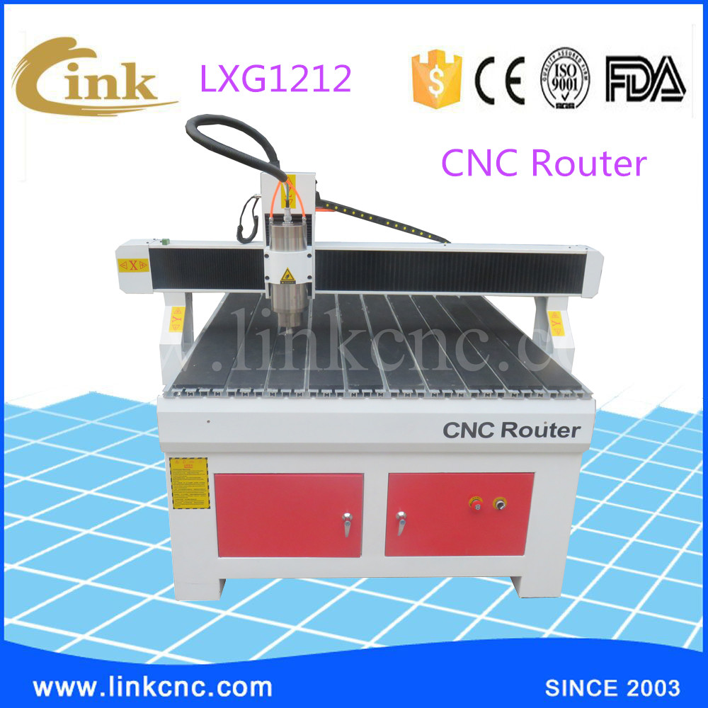 Reasonable price cnc router 6090/ furniture carving machine/economic price  cnc woodworking cutting equipment 1212
