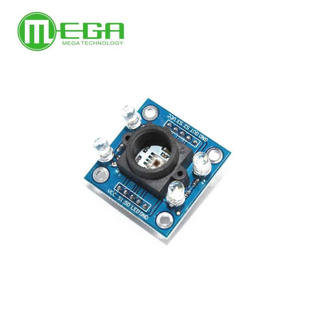 GY-31 TCS230 TCS3200 sensore di colore sensore di colore modulo sensore di riconoscimento di colore