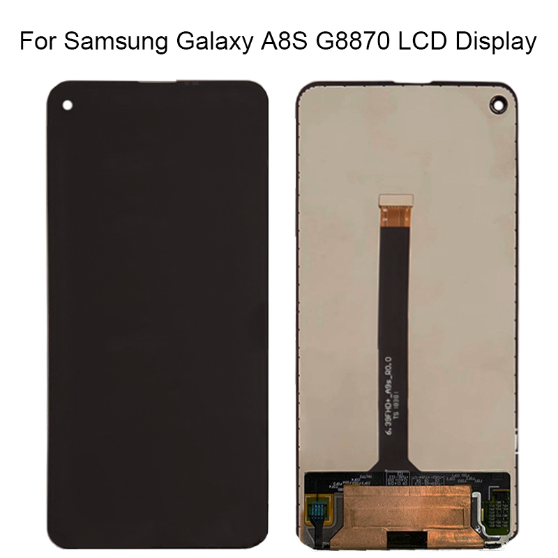 For Samsung Galaxy A8S G8870 SM-G8870 SM-G887FZ G887FZ LCD Display With Touch Screen Digitizer Assembly For SM-G8870 LCD + ToolsFor Samsung Galaxy A8S G8870 SM-G8870 SM-G887FZ G887FZ LCD Display With Touch Screen Digitizer Assembly For SM-G8870 LCD + Tools