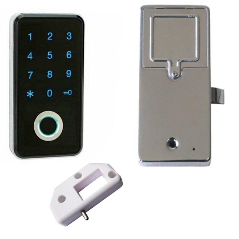 Fingerprint Password Combination Smart Lock 7