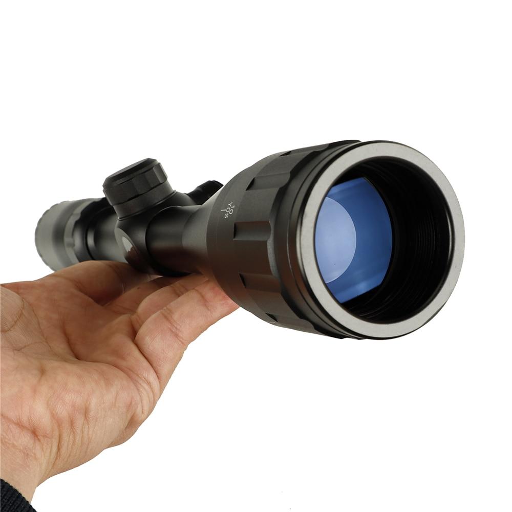 ohhunt 3-9X40 AO Hunting Riflescopes 1 inch Tube Mil Dot Reticle Optical Sight Rifle Scope (8)