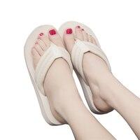 Fashion Women Slippers Flip Flops Summer Beach Shoes Slides Lady Flats Sandals Casual Shoes Plus Size