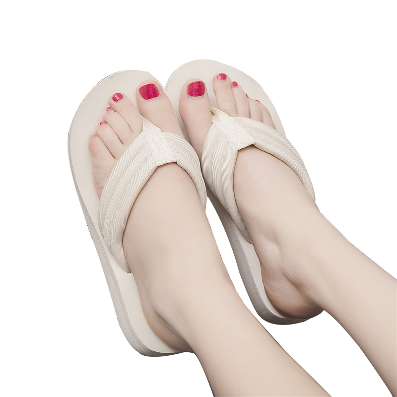 Fashion Women Slippers Flip Flops Summer Beach Shoes Slides Lady Flats Sandals Casual Shoes Plus Size 36-42 White Black Coffee 2017 new arrival summer fashion style casual shoe women beach sandals green lady flats slides slipper mules metal chain slip on