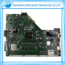 for ASUS X55VDR Motherboard GT610M with I3 CPU REV3.2 4G RAM 90R-N5OMB1B00U 100% test