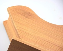 Free Shipping Bamboo Coffee Filter Rack Stand without Filters