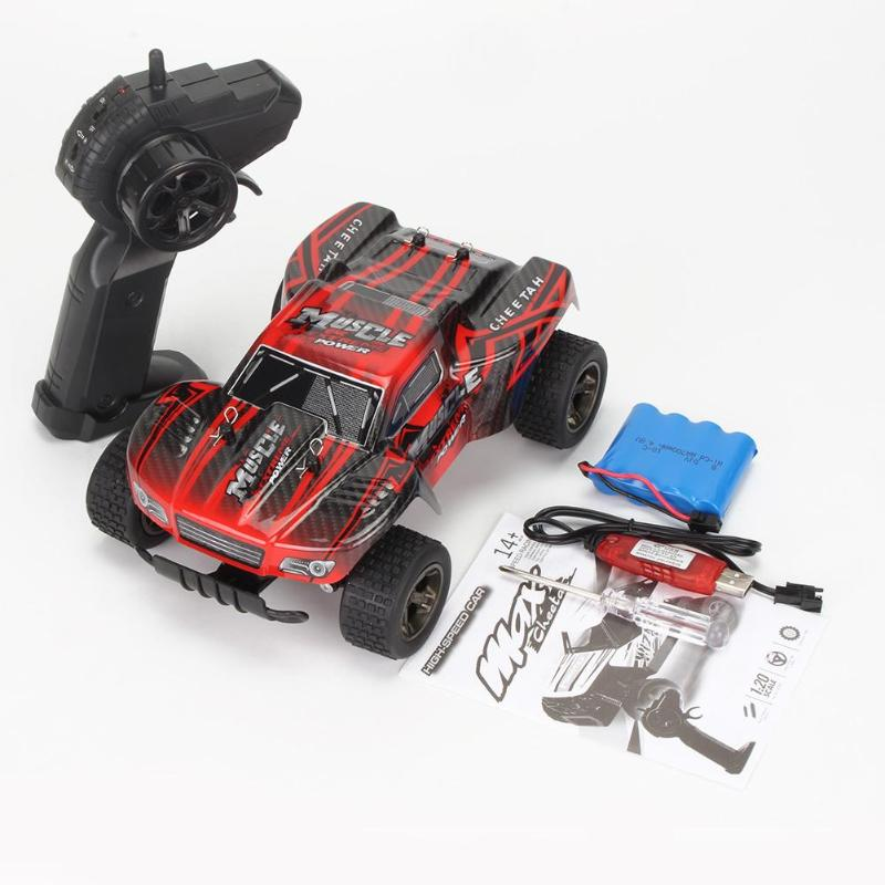 Climbing Remote Control Car Short Course Electric 1/20 2.4Ghz Children Off-Road High Speed Racing RC Car Toy Model Gifts