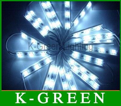 100X High quality 3 led module light super bright piranha LED  module waterproof IP68 free shipping