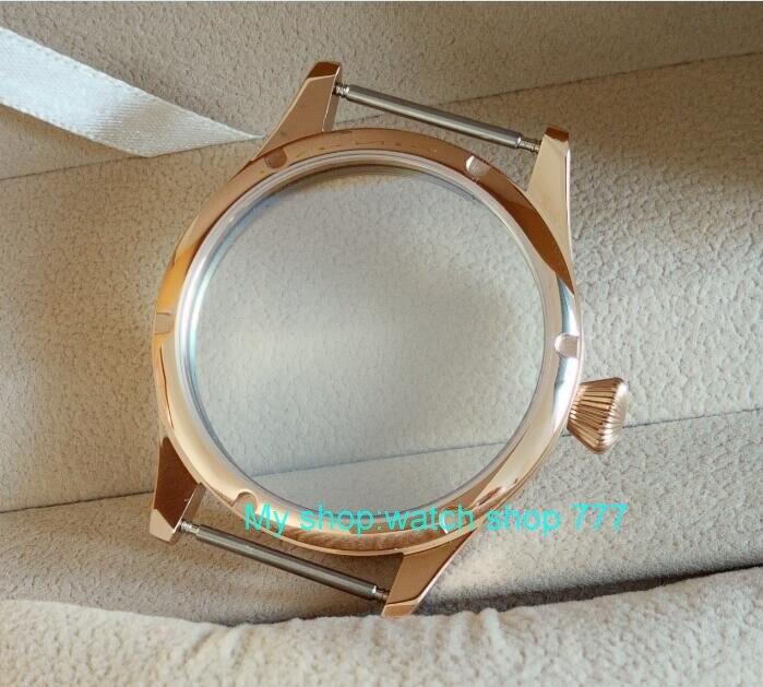 inoxidável galvanizado 18 k rosa ouro ajuste