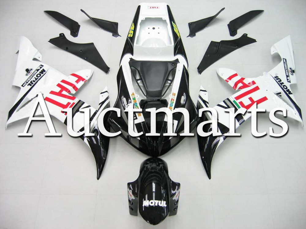 For Yamaha YZF 1000 R1 2002 2003 YZF1000R inject ABS Plastic motorcycle Fairing Kit  YZFR1 02 03 YZF1000R1 YZF 1000R CB14