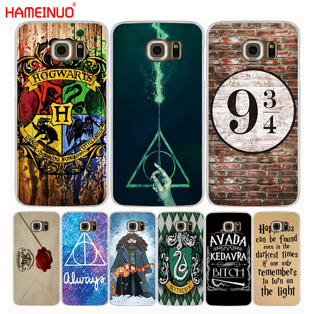Galleria fotografica HAMEINUO harry potter howgwarts always slytherinn phone case cover for Samsung Galaxy A3 A310 A5 A510 A7 A8 A9 2016 2017 2018