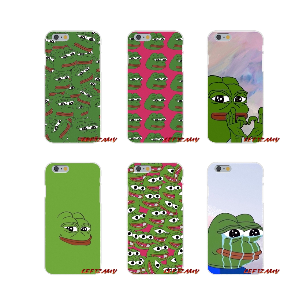 the frog meme memes Accessories Phone Cases Covers For Samsung Galaxy A3 A5 A7 J1 J2 J3 J5 J7 2015 2016 2017 image