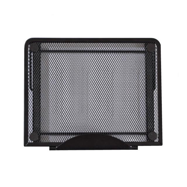 Adjustable Laptop Stand Folding Cooling Mesh Bracket Desktop Office Tablet Pad Reading Stand Heat Reduction Holder Mount Support Laptop Stand