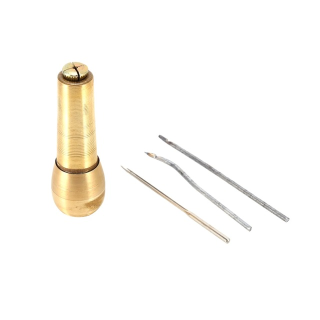 Portable Hand Shoes Sewing Awl Stitcher Canvas Leather Tent Leather Craft Taper Shank Needle Kit Hole  sc 1 st  AliExpress.com & Portable Hand Shoes Sewing Awl Stitcher Canvas Leather Tent ...