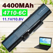 4400 mAh Bateria para Acer Aspire AS07A31 AS07A32 AS07A41 AS07A42 AS07A51 AS07A52 AS07A71 MS2219 de 5740 4740G 2930 4530