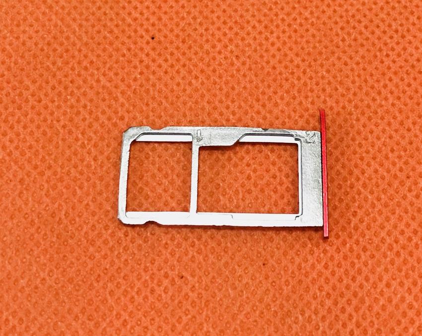 Original Sim Card Holder Tray Card Slot for Elephone P8 mini MT6750T Octa Core 5.0 FHD Free shipping